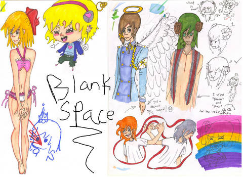 oc set 1 sketch dump