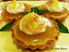 Lemon Tarts by LesEtoilesLumiere