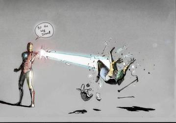Iron man by Hygrophila