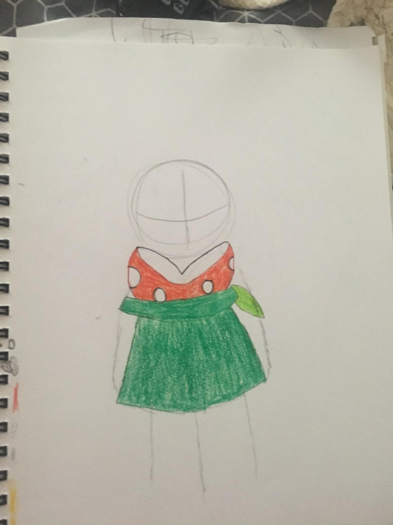 Super Mario dress by chubbywubby44