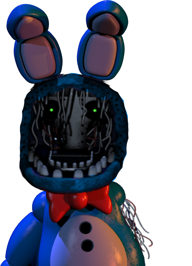 Toy Bonniewithered Bonnie Hybrid By A Battery On Deviantart