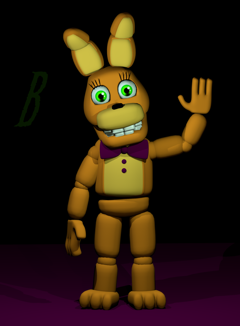 Adventure Spring-Bonnie by A-Battery on DeviantArt