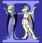 April 2005: Gargoyles Zodiac