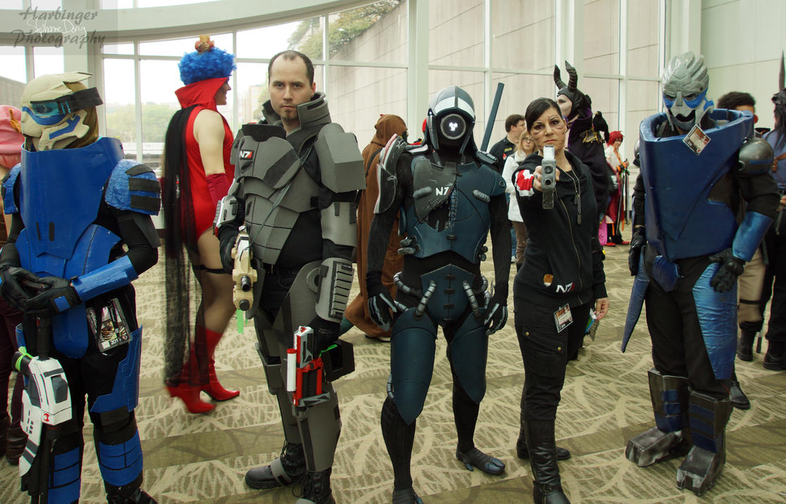 Mass Effect by HarbingerPhotography