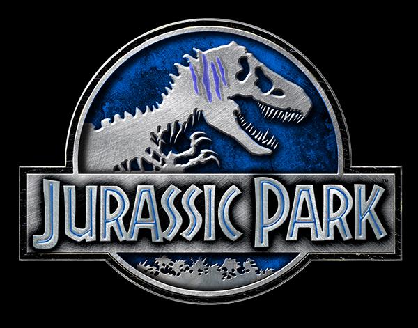 Jurassic Park 4 Main logo