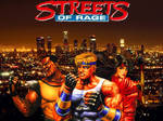 Streets Of Rage In The City