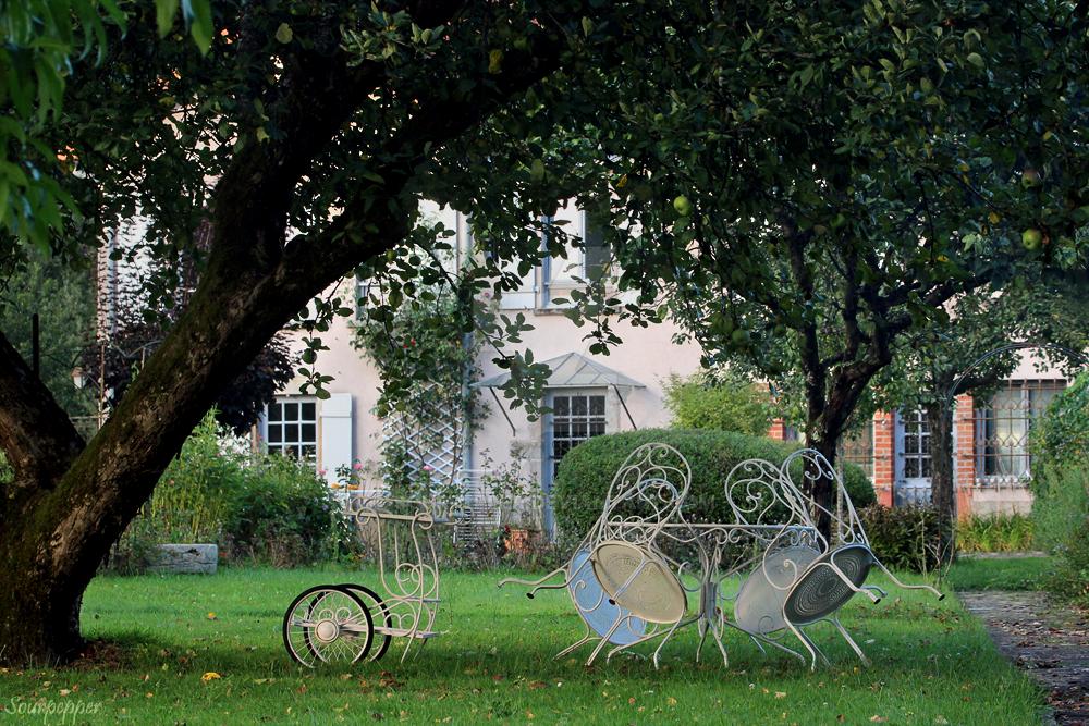 Jardin bucolique by sourpepper on deviantart for Aubade jardin bucolique