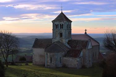 Eglise de Suin by sourpepper