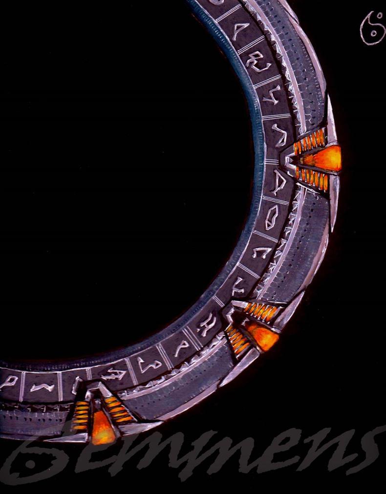 Stargate Folder by CharlieK-33