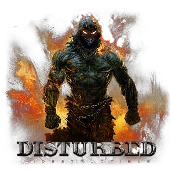 Disturbed the guy flaming by ManoWar100