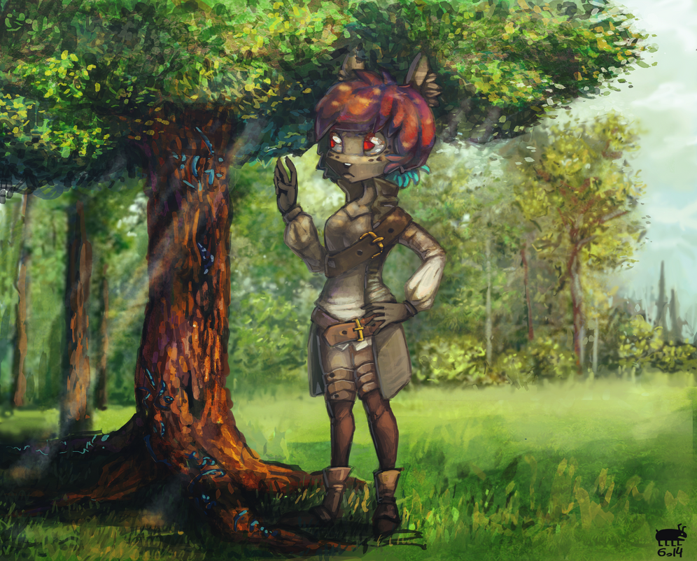 Tree by NaricoTP