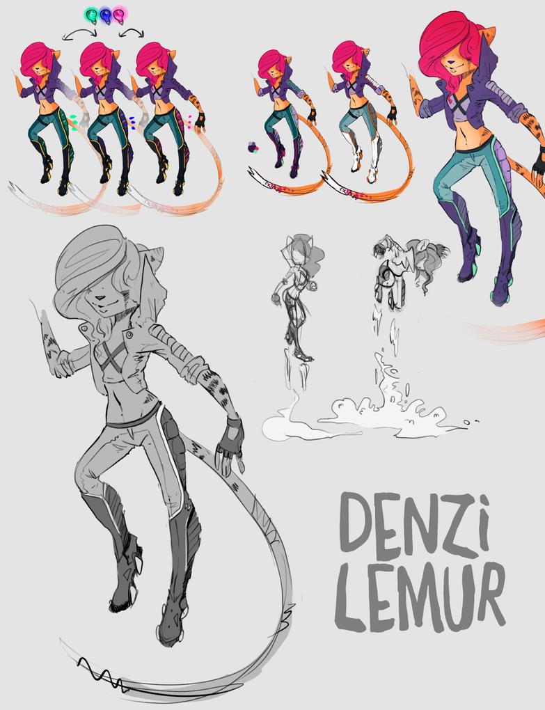 DIZ DENZ by NaricoTP
