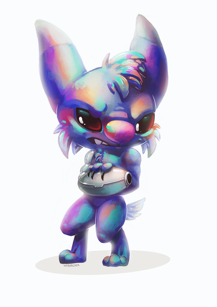 Chibi com 5 by NaricoTP