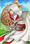 Ezio by DynamicFlamez