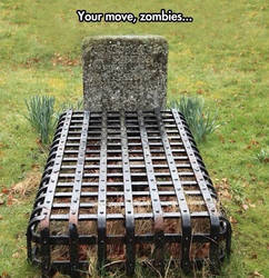 Your Move Zombies.