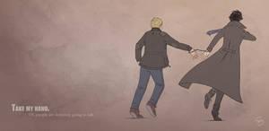 Take my hand