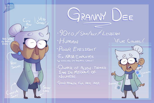 [Ref] Granny Dee