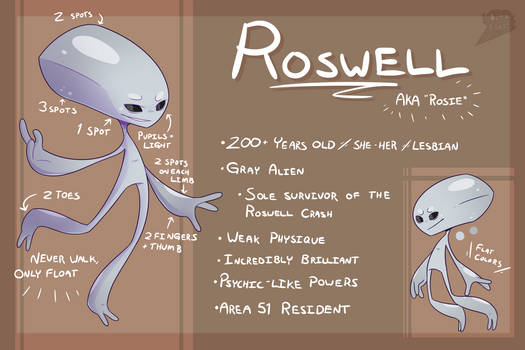 [Ref] Roswell