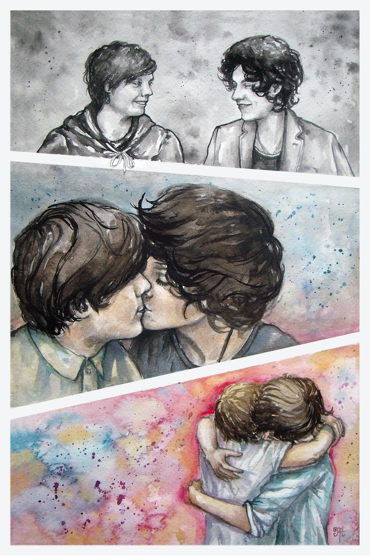 Larry Stylinson | Won't Stop 'Till We Surrender... by Meuphrosyne