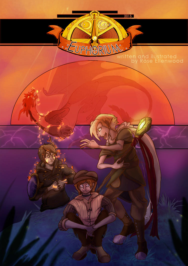 Euphorium Cover 2015 by DragonBlueflame