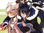 Couple Commission for shouu-kun