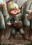 Drummerboy by Fenris-V