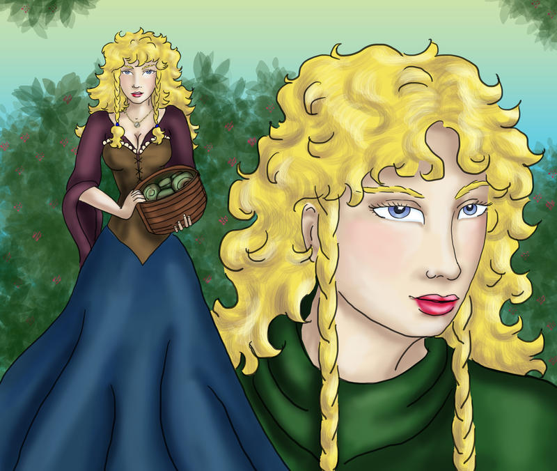Oriane Character Sheet by girl-n-herhorse