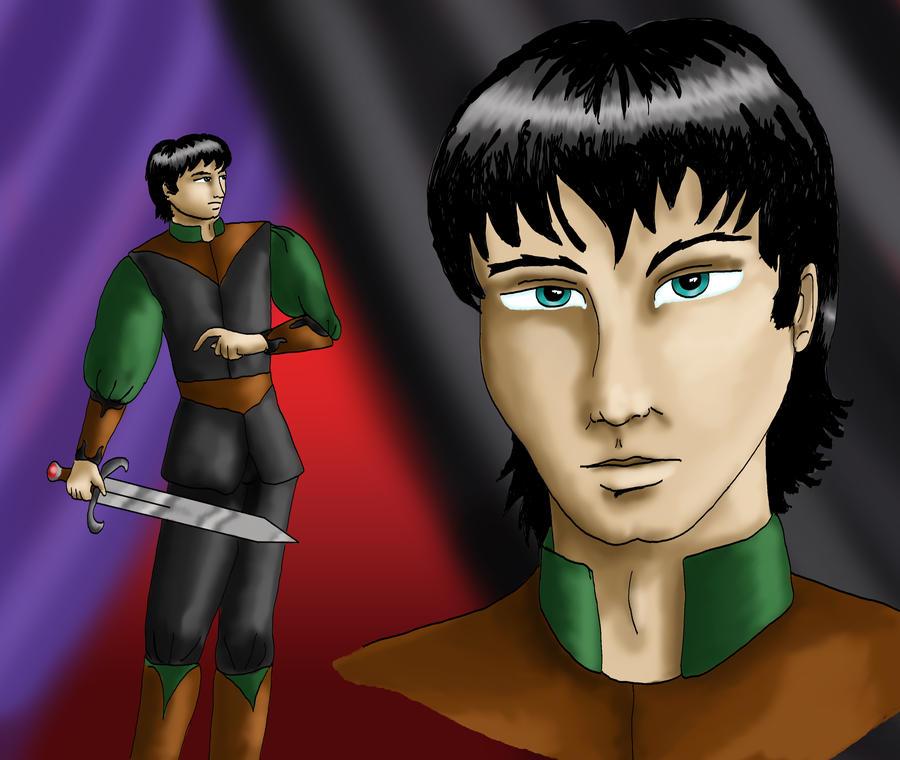 Alaestor I Character Sheet by girl-n-herhorse