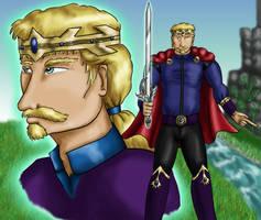 King Raghnall Character Sheet