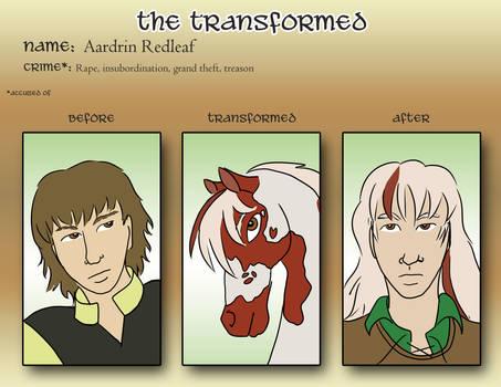 Transformed Aardrin