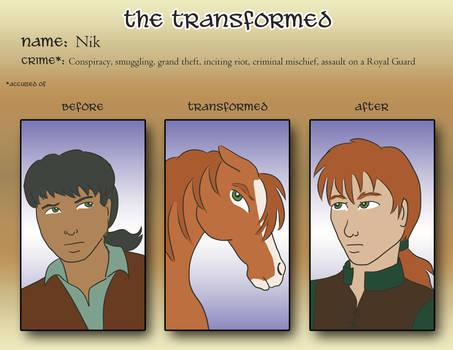 Transformed Nik