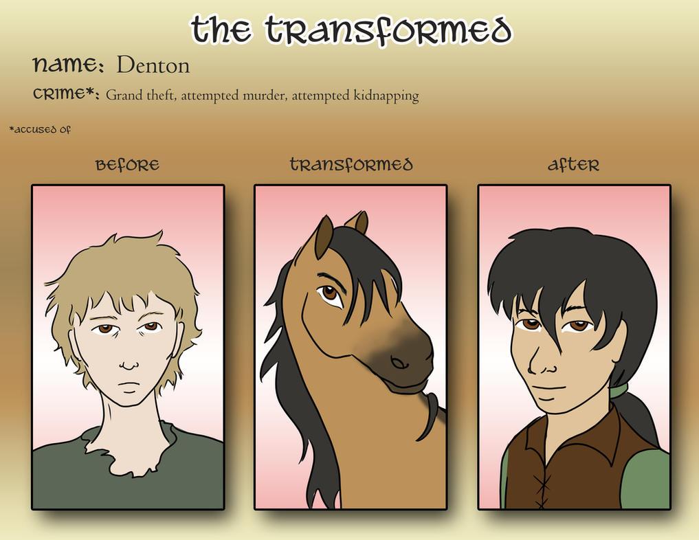 Transformed Denton by girl-n-herhorse
