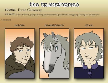 Transformed Ewan