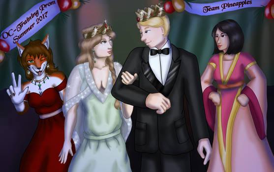 Prom - Team Pineapples