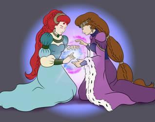 Iolanthe and Eriantielle