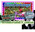 2nd Place Wonderland Contest