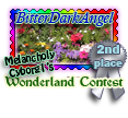 2nd Place Wonderland Contest by girl-n-herhorse