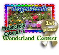 1st Place Wonderland Contest by girl-n-herhorse