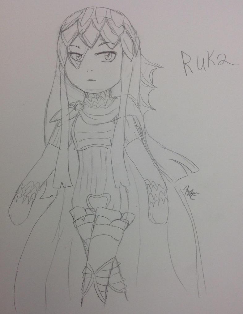 Ruka by PrinsesDaisyfanfan1