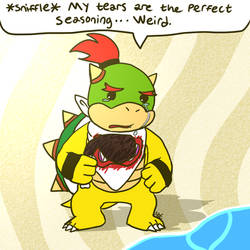 Bowser Jr's Journey (of personal growth) by PDaisyFF1