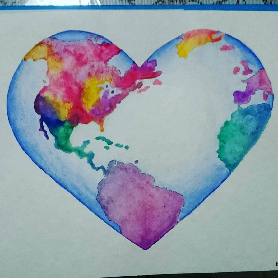 World  by KarenBoc