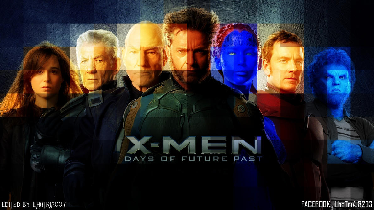 X Men Days Of Future Past Wallpaper: Wallpaper By Ilhatria007 On