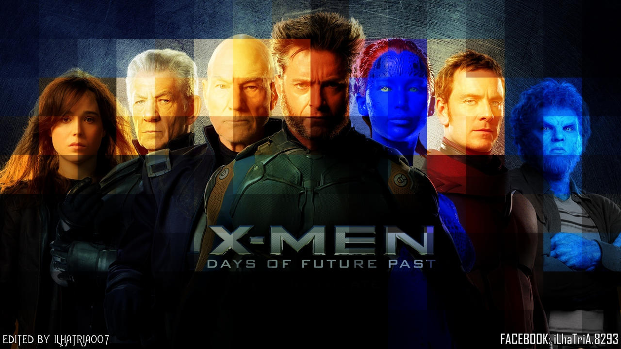 X Men Days Of Future Past Wallpaper By Ilhatria007 On