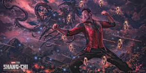 Shang-Chi Official Concept-Art UHD