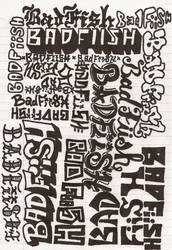 SuLLa-StRaDa 1 0 BADFiiSH - fonts page by Austin51oh