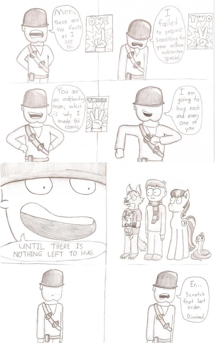 Piemations Comic by Pencil-Stub