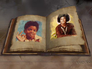 The Book of Michael by Becky123190