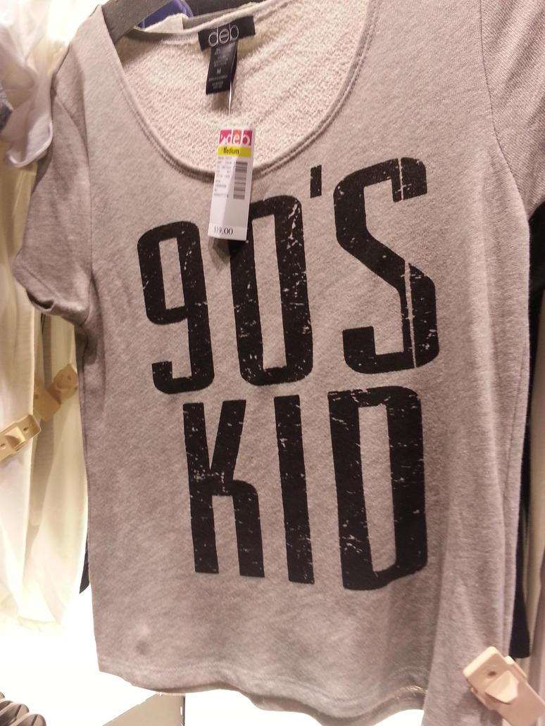 90s shirt by Becky123190