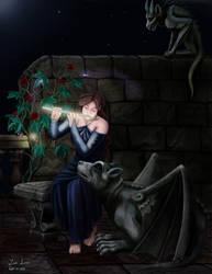 The Girl Who Loved Gargoyles