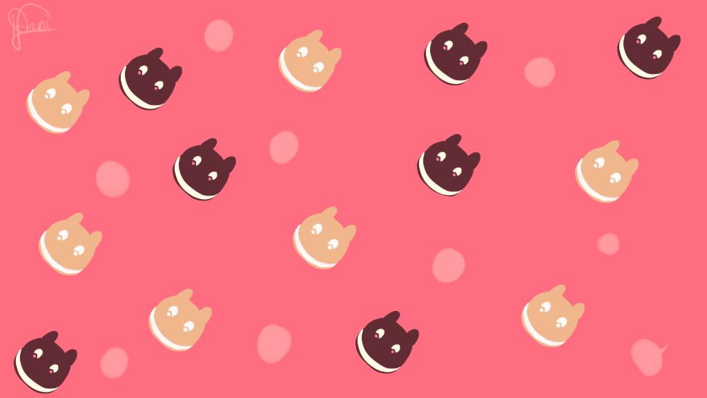 Cookie Cat Background By FabulousandDumbness1 On DeviantArt